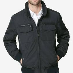 $225 Tommy Hilfiger Performance Bomber Jacket Black Men's 2X