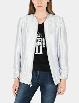 $300 ARMANI EXCHANGE METALLIC BOMBER JACKET SIZE XL XLARGE