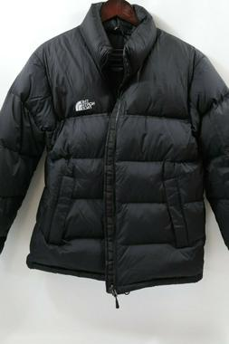 #402 The North Face Nupse 700 Fill  Down Bomber Jacket Size