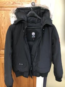AUTHENTIC NEW CANADA GOOSE CHILLIWACK DOWN BOMBER Jacket Men