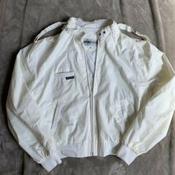 Authentic Members Only Vintage 80s Men's Size 46 Off White F