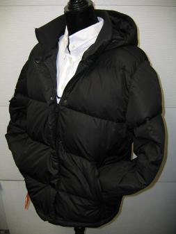 The North Face Bedford Down Fill Bomber Jacket Mens Large Bl
