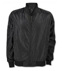 MA-1 Jacket Windbreaker Lightweight Bomber Full Zipper Stand