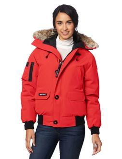 Canada Goose Chilliwack Bomber - Women's Red, XS