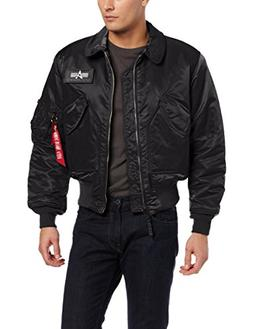 Alpha Cwu 45/P Flight Jacket XL/Black