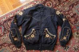 double rl collectors item reversible cowboy western