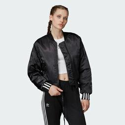 Adidas ED7630 Women originals Cropped Bomber Track top jacke
