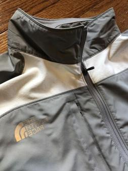 The North Face Flight Series Men's Jacket White & Gray Size