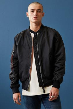 Alpha Industries L-2B Scout Lightweight Flight Jacket Black