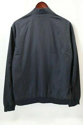 #200 TED Polyester Bomber Jacket Size 4
