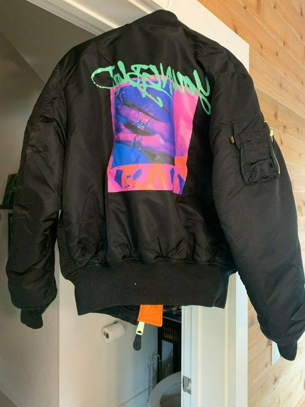 5sos youngblood limited edition bomber jacket black