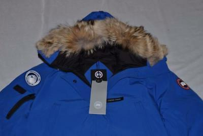CANADA GOOSE BOMBER ROYAL BLUE AUTHENTIC