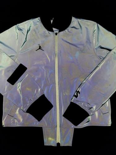 Nike Air Jordan 5 V Retro Reflective 3M Bomber Jacket 835372
