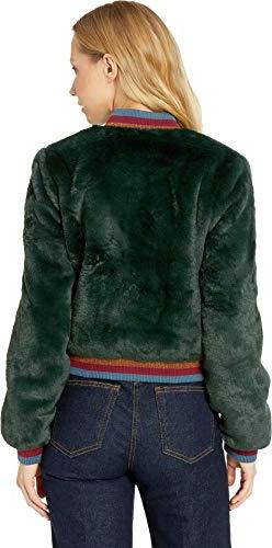 Ted by Numbers Aether Fur Bomber Green 1