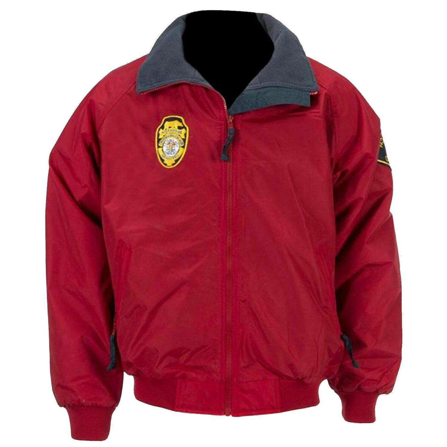 BAYWATCH LIFEGUARD OUTFIT COTTON BOMBER