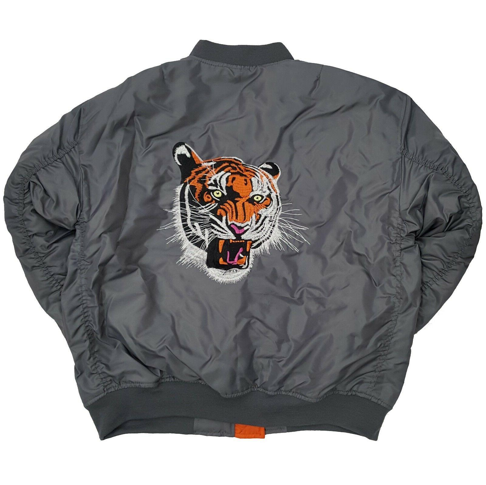 BEST High Fashion TIGER Flight Bomber Jacket ,SALE