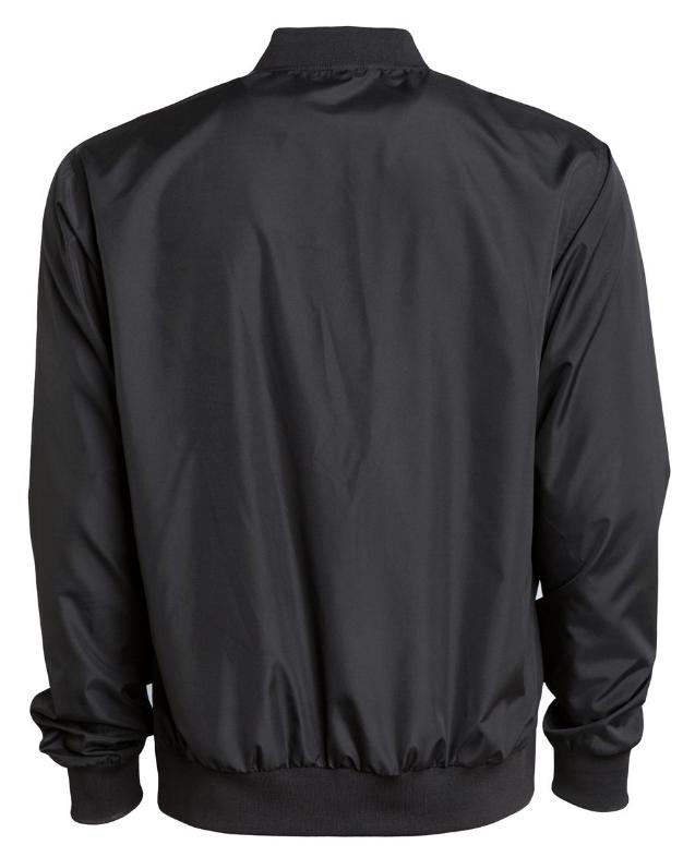 LUCKY BASTARDS BLACK JACKET LIGHTWEIGHT ALL MEN