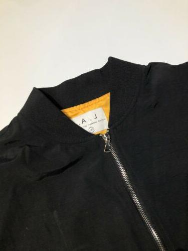 Lifted Anchors Jacket Black 100% Authentic