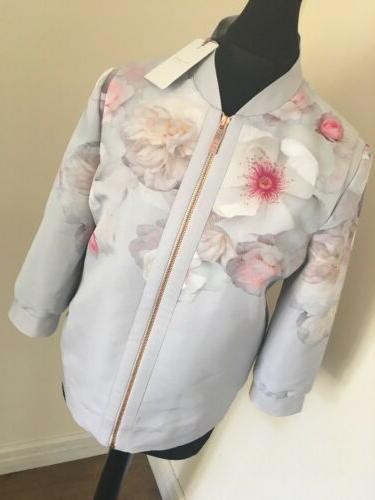 TED DAWNAR BOMBER size 3