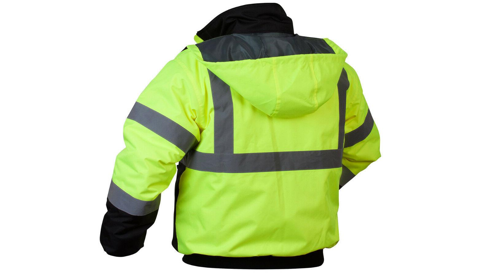 Pyramex Insulated Bomber Jacket ROAD