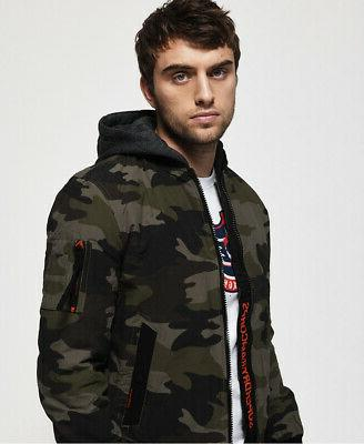 Superdry Corps Bomber