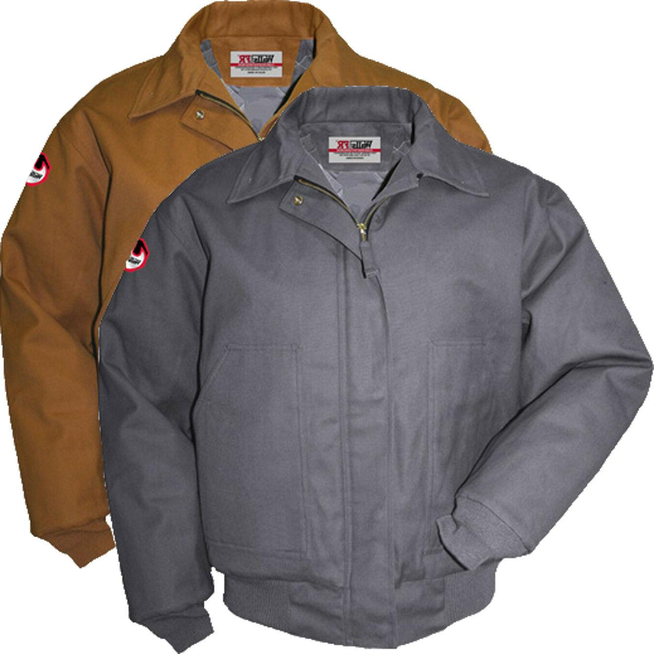 jacket mens fr flame resistant jacket fro35184j