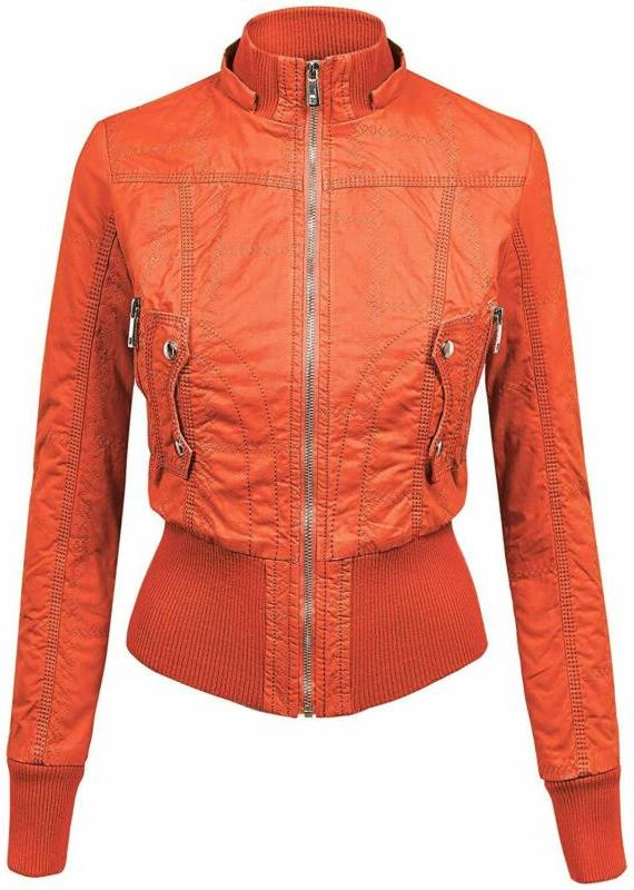 Lock Womens Bomber with Removable Hoodie