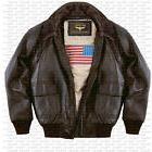 men s air force a2 genuine leather
