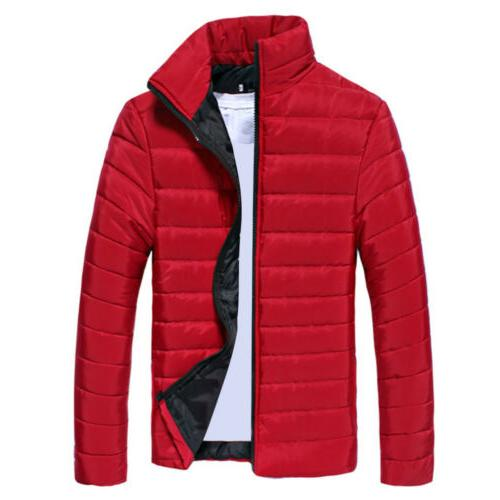 Coat Jacket Winter Quilted Outwear