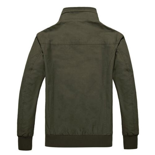Men's Jacket Military Army Combat