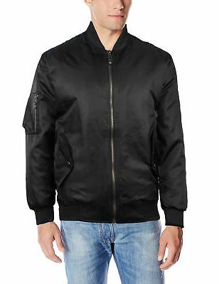 Montana Men's Lightweight Reversible Pilot Flight Bomber Jac
