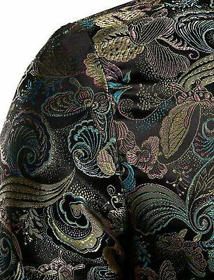 JOGAL Embroidered Coat