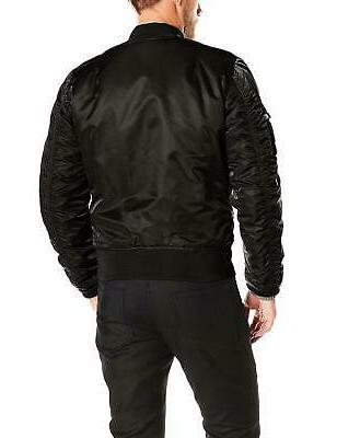 Alpha Men's MA-1 Slim Fit Flight Jacket