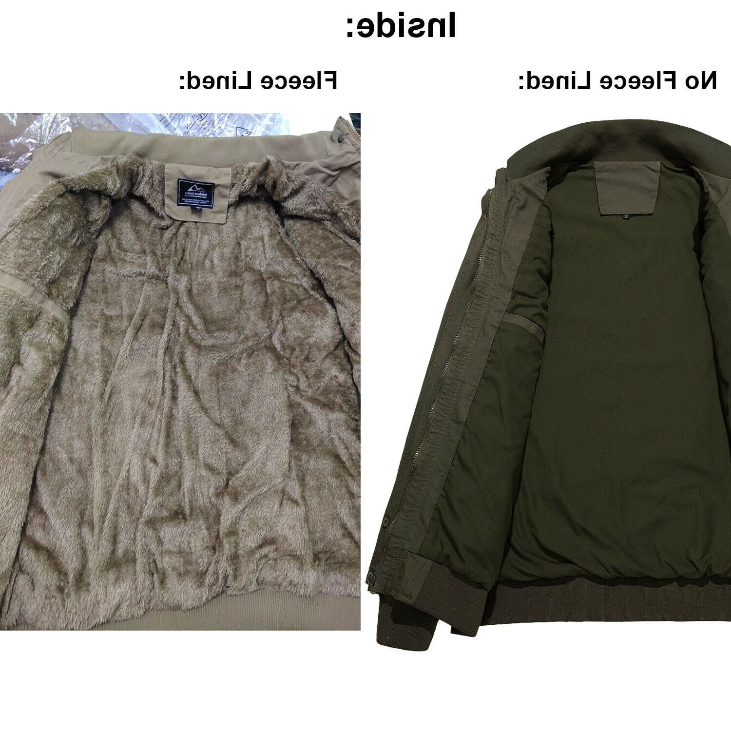 Tactical Military Jacket Airborne Bomber