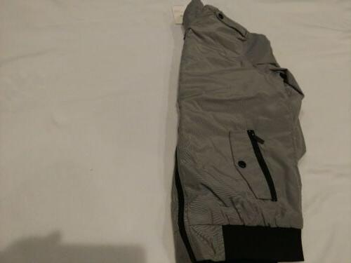 Men's small Bomber Members Only wind Spring Jacket