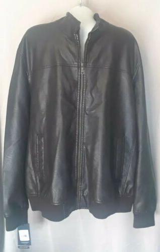 men s smooth lamb faux leather unfilled