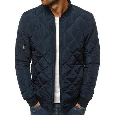Men's Ultralight Puffer Bubble Quilted Padded