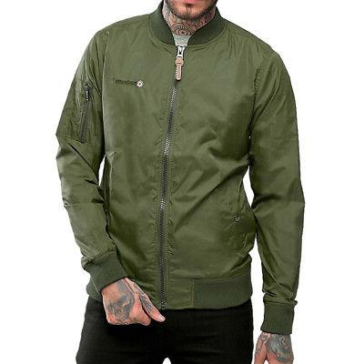 Mens Lightweight Jacket Military Size