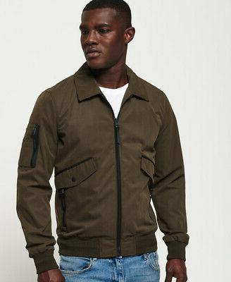 mens rookie harrington bomber jacket