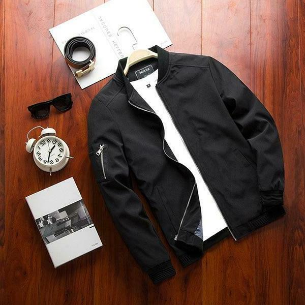 Mist Casual Bomber Jacket | FREE Shipping! 5 Colors