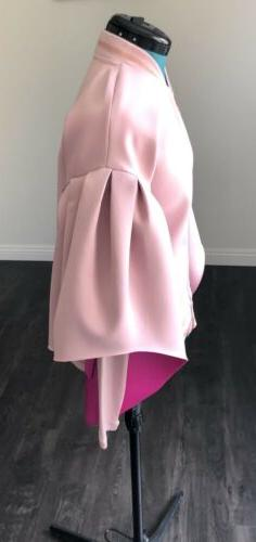 NEW Ted Baker Dusty Pink Structured Puff 1 US
