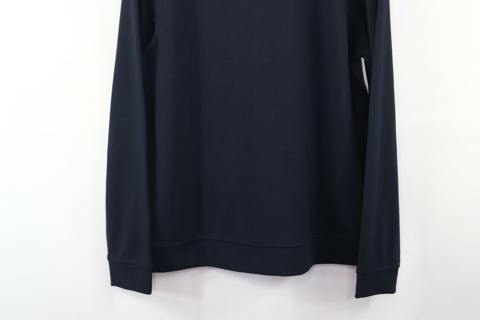 New Ted Size 4 Zip Long Sleeve Neck