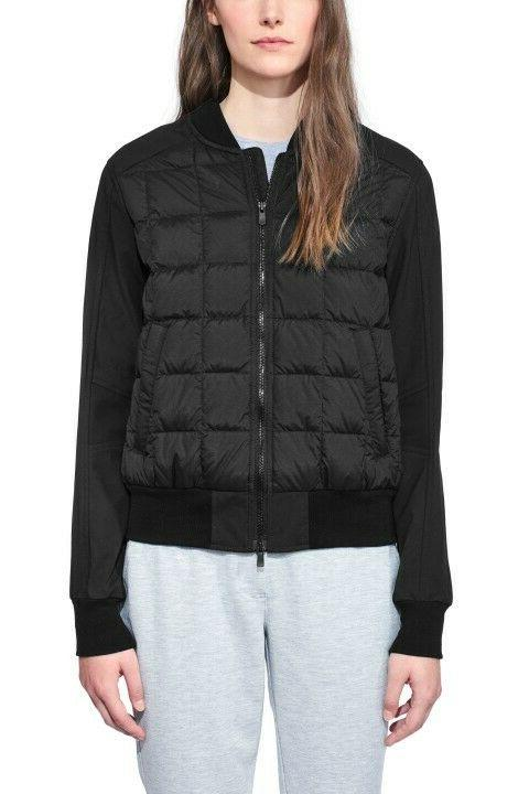 New Canada Goose Down Fill Jacket Black