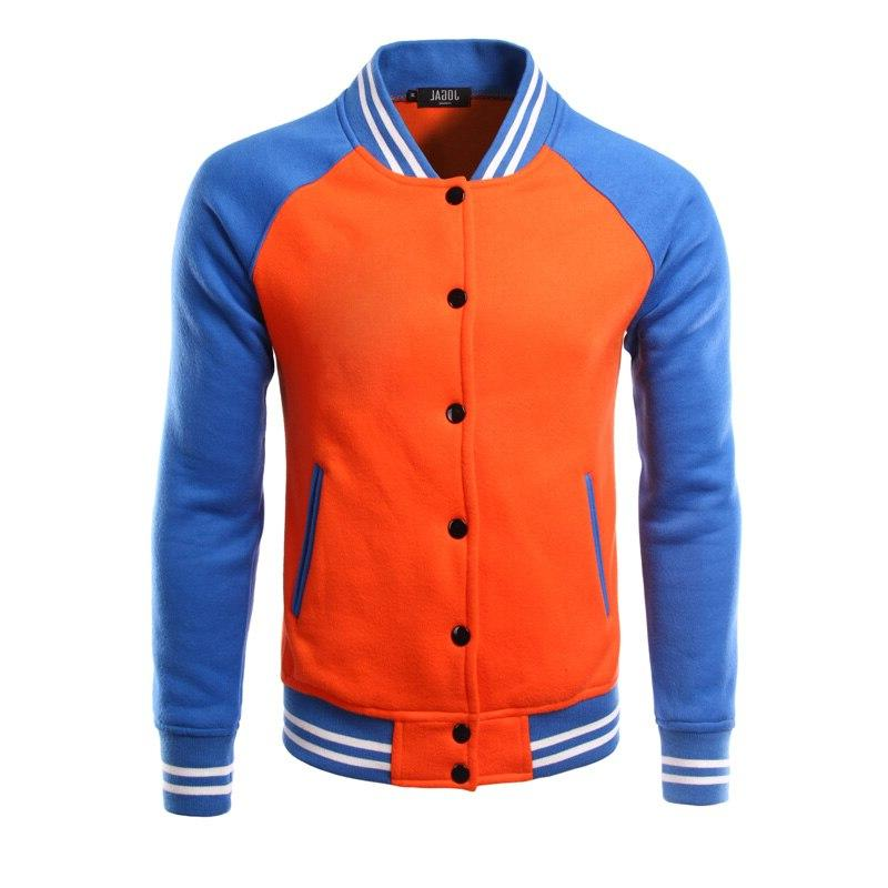 New Trend Spring Black Varsity Baseball Fashion Dragon Ball