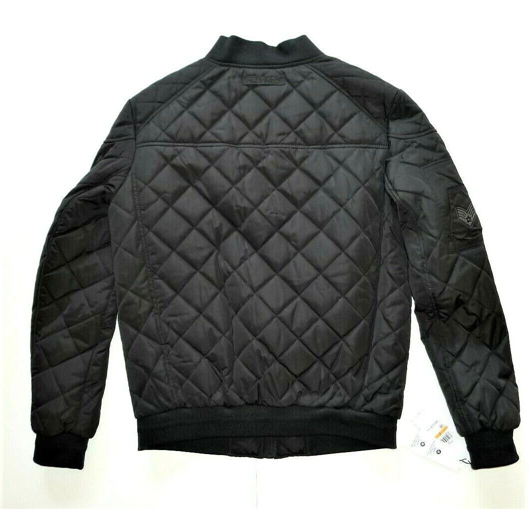 NWT Quilted Black Jacket CM908151