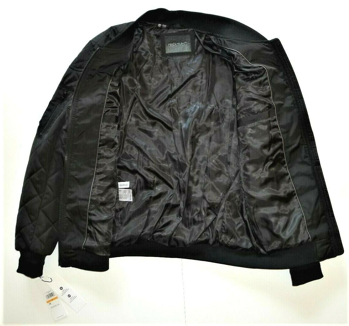 NWT Quilted Bomber Jacket CM908151
