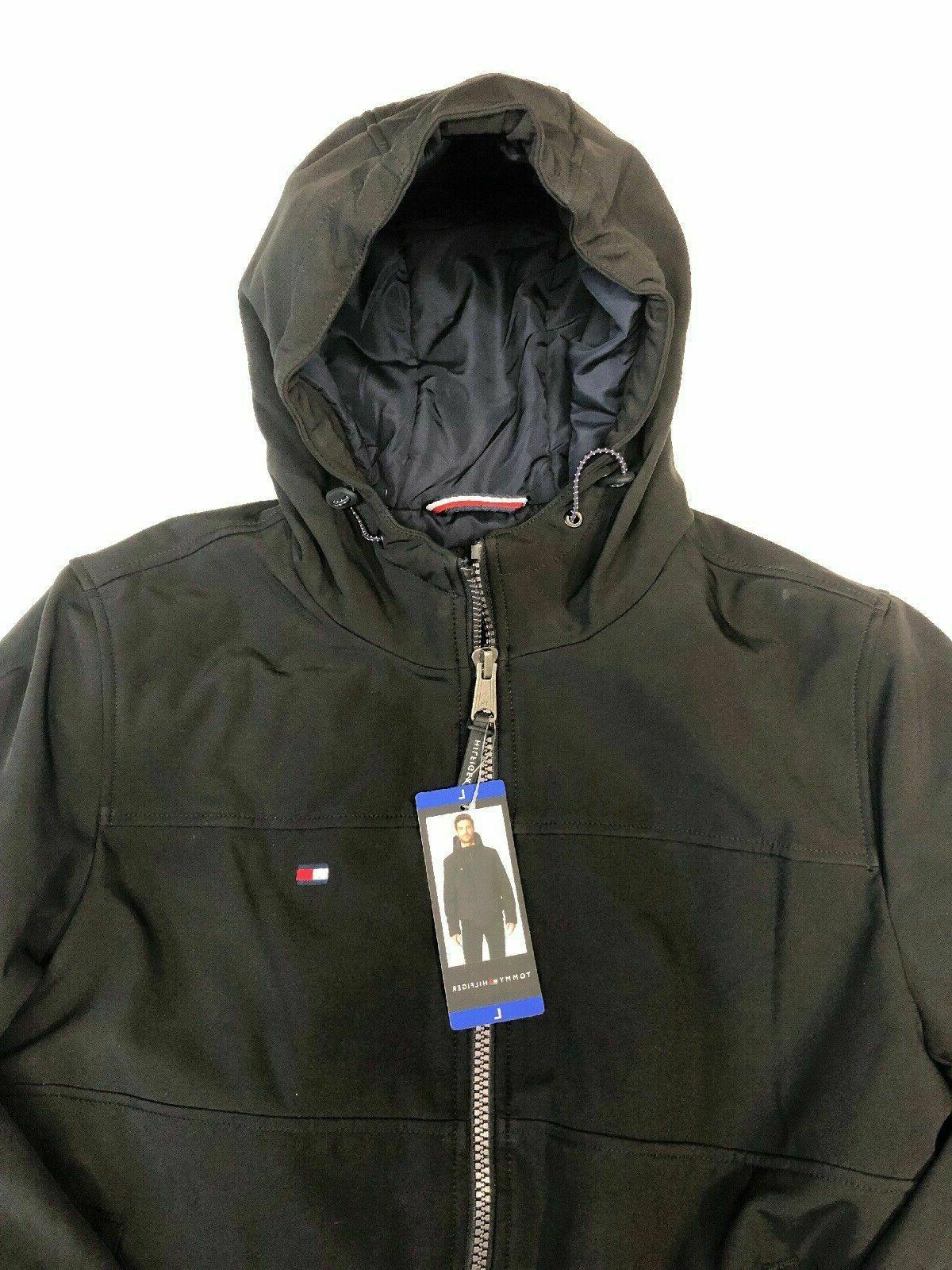 NWT Hooded Black Size