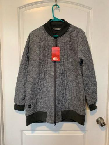 NWT Women's The North Face Mod Bomber Jacket Size Large, G