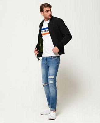 Superdry Rookie Corps Bomber Jacket