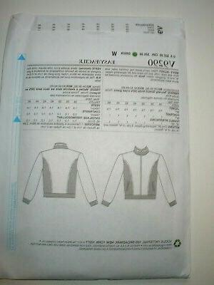Style Jacket Coat Sewing Pattern